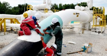 CPP pipeline projects - a 600km multi-product pipeline along the west coast of  Peninsular Malaysia costing RM5.35 billion and a gas pipeline network in the east Malaysian state of Sabah costing RM.4.06 billion.