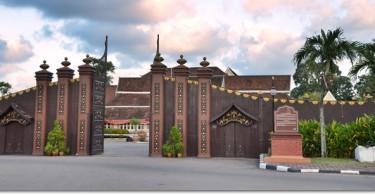 Balai Besar Palace in Kota Baru, Kelantan.