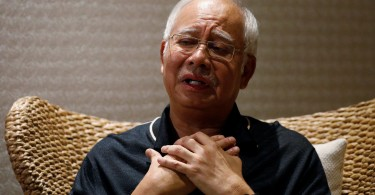 The government's income tax bill for Najib is most probably the largest ever imposed on a Malaysian.