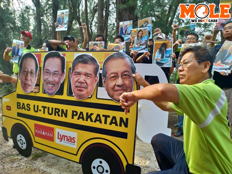 Anti-Lynas-protest-Taman-Gelora