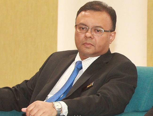 Datuk Isham Ishak