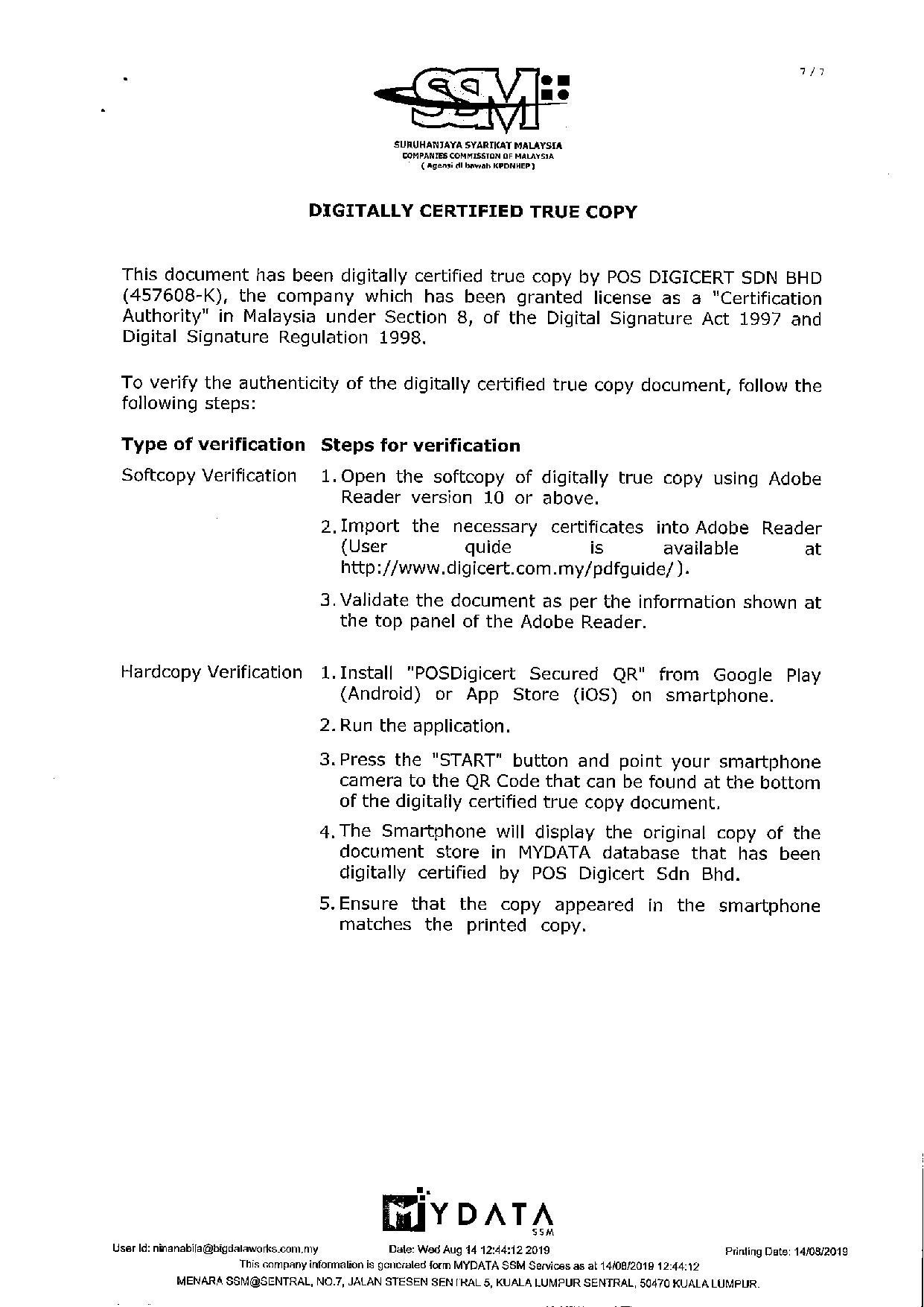 Smsl Sdn Bhd Page 007 The Mole