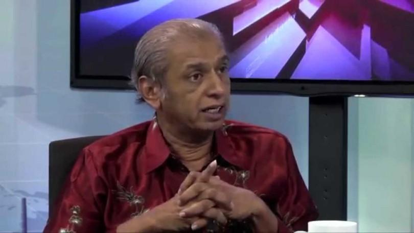M. Krishnamoorthy