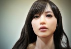A Japanese-made sex doll.