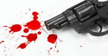 shot dead