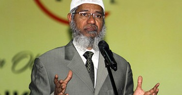 Zakir is now banned from public speaking in the whole of Malaysia.