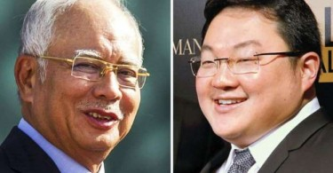 Two prosecution witnesses who had dealings with Najib (left) have been consistent in describing what they saw as a close relationship between the former PM and Jho Low.
