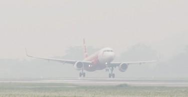 haze airport