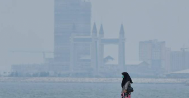 The haze has been bad in many parts of the country in recent days.