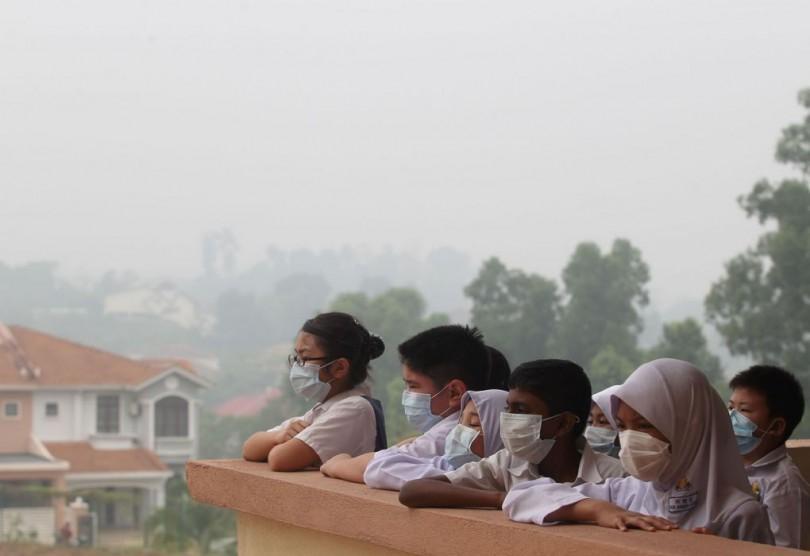 haze students