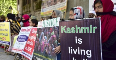 PAKISTAN-INDIA-KASHMIR-UNREST