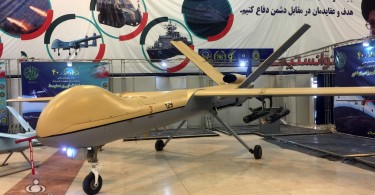 Iran's Shahed 129 drone