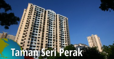 Perak had a high number of property overhang in the first half of this year. -- Photo an illustration only.