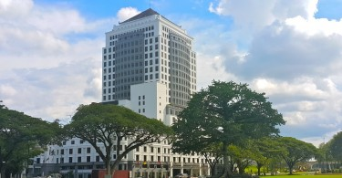The Kuching property in question.