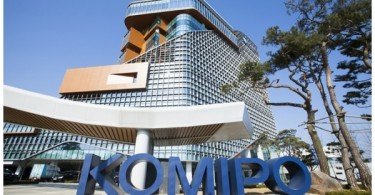 Komipo is one of South Korea's largest power generation companies.