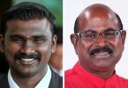 DAP's two lawmakers, G. Saminathan (left) and P. Gunasekaran (right), who were arrested on Thursday last week over a probe on attempts to revive and finance the Liberation Tigers of Tamil Eelam teror group.