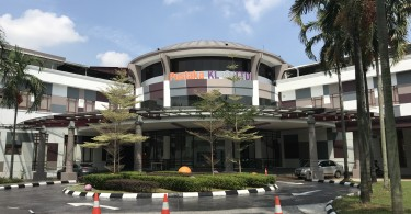 TTDI Library